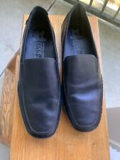 Mephisto Cool-air Loafers Black Size 9 Great Shape