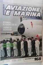 AVIAZIONE E MARINA INTERNAZIONALE 168 1979 Ski Jump Descubierta Kaibokan Aerei