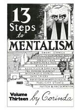 Corinda: 13 Steps To Mentalism Vol. 13 (1958) / Vintage Mentalism Instructions