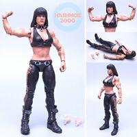 2020 Mattel WWE Ringside Exclusive Elite CHYNA DX Wrestling Figure | NEW / Loose