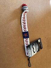 New York Mets Gamewear Baseball Seam Bracelet New