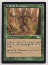 MTG Magic ULG - Multani's Presence/Présence de Multani, French/VF