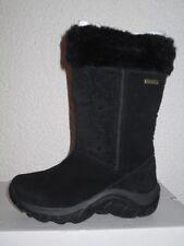 Merrell Jungle Moc Puff Waterproof J85856 Winter Shoes Boots Black Size 28 New