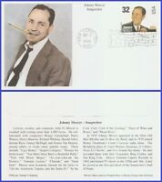 US #3101 U/A MYSTIC FDC   Johnny Mercer