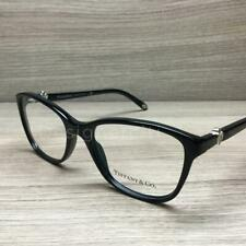 31bbd7acc1f Tiffany   Co. TF 2081 Eyeglasses Black Silver 8001 Authentic 51mm