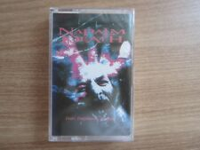Napalm Death ‎– Fear, Emptiness, Despair Korea Edition Sealed Cassette Tape