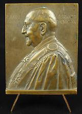 Médaille Emile Constant PERROT 1935 Pharmacie drogues végétales pharmacy medal