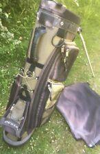 Dunlop Golf Bag con SUPPORTO MECCANISMO