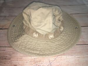 Carter's Infant Khaki Fishing Beach Hat