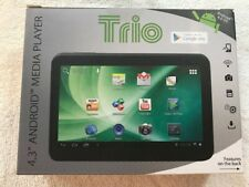 Trio Stealth Lite Andriod 4.0 OS 4.3in Media Player Tablet