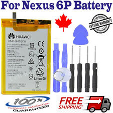 High Quality Replacement OEM Battery Google Nexus 6P HB416683ECW 3450mAh + tools
