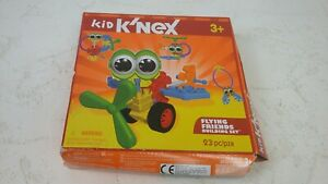 Kid K'Nex Flying Friends Building Set Age 3+ Ideas Creative Damaged box S32