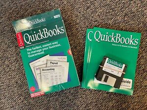 Quicken QuickBooks version 4 for Mac and Power Mac