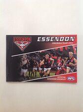Australia 2004 Essendon AFL Club Official Souvenir Booklet