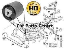 Para BMW X5 E70 07-Pista de Suspensión Inferior Delantera Brazo De Control Bush Resistente