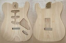 TMG Swamp Ash replacement body Rockit/tally mixed Style