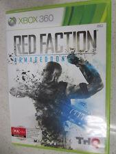 Red Faction Armageddon xbox 360