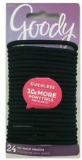 Goody Ouchless Elastic Black- by 2 packs