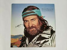 "Willie Nelson Autographed ""Always on my Mind"" Album W/COA"