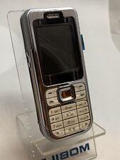Nokia 7360- Silver (Unlocked) Mobile Phone