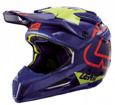 2017 casco Leatt Gpx 5.5 V15 Azul/Lima-L
