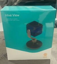 HIVE View Indoor Security Camera --- (Brand New, Boxed & Sealed)