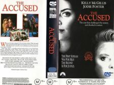 Collector's Edition Drama M Rated VHS Movies
