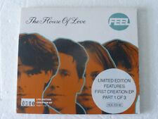 The House Of Love: Feel (Deleted Ltd. 4 track CD1 Single in Digipack Sleeve)
