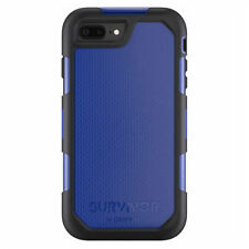 Griffin Blue Mobile Phone Hybrid Cases