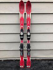 K2 Apache Jr 136cm System Ski w/ Salomon C608 Bindings