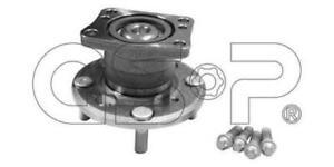 KIT DE ROULEMENT DE ROUE Essieu arrière, avec capteur ABS intégré (GSP 9400136K)