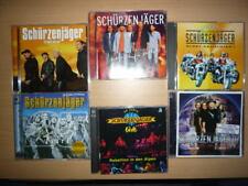 SCHÜRZENJÄGER (ZILLERTALER) / CD SAMMLUNG / 9 CD'S / SIEHE FOTO
