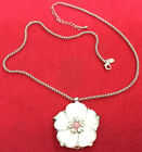 mother+of+pearl+flower+pendent+necklace+with+pink+cats+eye+and+rhinestones