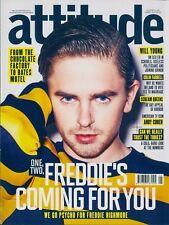 Attitude - Issue 257 - Freddie Highmore cover