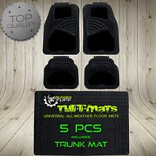 New HONDA ACURA Floor Mat 5pc COMBO TRUNK Accord Civic Integra RSX Rug Carpet