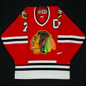 Chris Chelios #7 Chicago Blackhawks NHL Nike Home Jersey - Size Medium