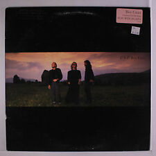 BEE GEES: Esp LP (inner sleeve, title toc, promo stamp on cover, small toc, cor
