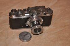 Zorki-Зоркий  is a Soviet rangefinder. lens industar - 22 № 152702