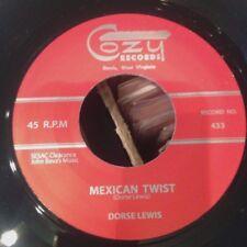 HEAR Rockabilly RE - Dorse Lewis - Mexican Twist - COZY