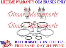 Lifetime Warranty-Set of 2 OEM Remanufactured Throttle Body Injectors - 5235130