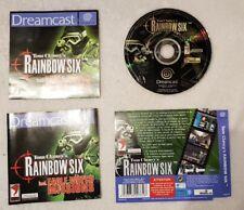 Jeu Dreamcast Tom Clancy's Rainbow Six