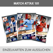 Topps Match Attax 101 - 2019/20 - Trading Cards Einzelkarten aussuchen/to choose