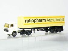 efsi  Mercedes-Benz LKW Sattelzug  1:87 - Ratiopharm  Arzneimittel / Holland