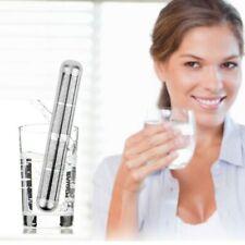 ACQUA potabile sanitaria 3pcs acqua alcalina Bastone ioni idrogeno (pH) minerali