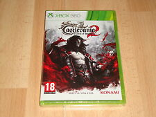 Pal version Microsoft Xbox 360 Castlevania Lords of Shadow 2