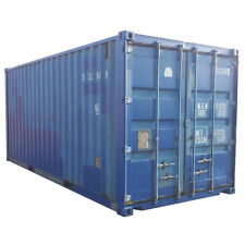 20 Fuss Container Seecontainer Lagercontainer Schiffscontainer OSEL