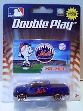 Double Play New York Mets Baseball Truck Mr. Met Sticker Upper Deck 2007