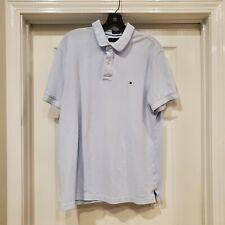 Vintage Tommy Hilfiger Polo Shirt 1990s 90s Men's LARGE