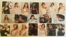 (G)I-DLE  GIDLE- I TRUST TRUE VER. / LIE VER. OFFICIAL PHOTOCARDS (US SHIPPING)