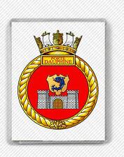 HMCS PORTE DAUPHINE ROYAL CANADIAN NAVY FRIDGE MAGNET